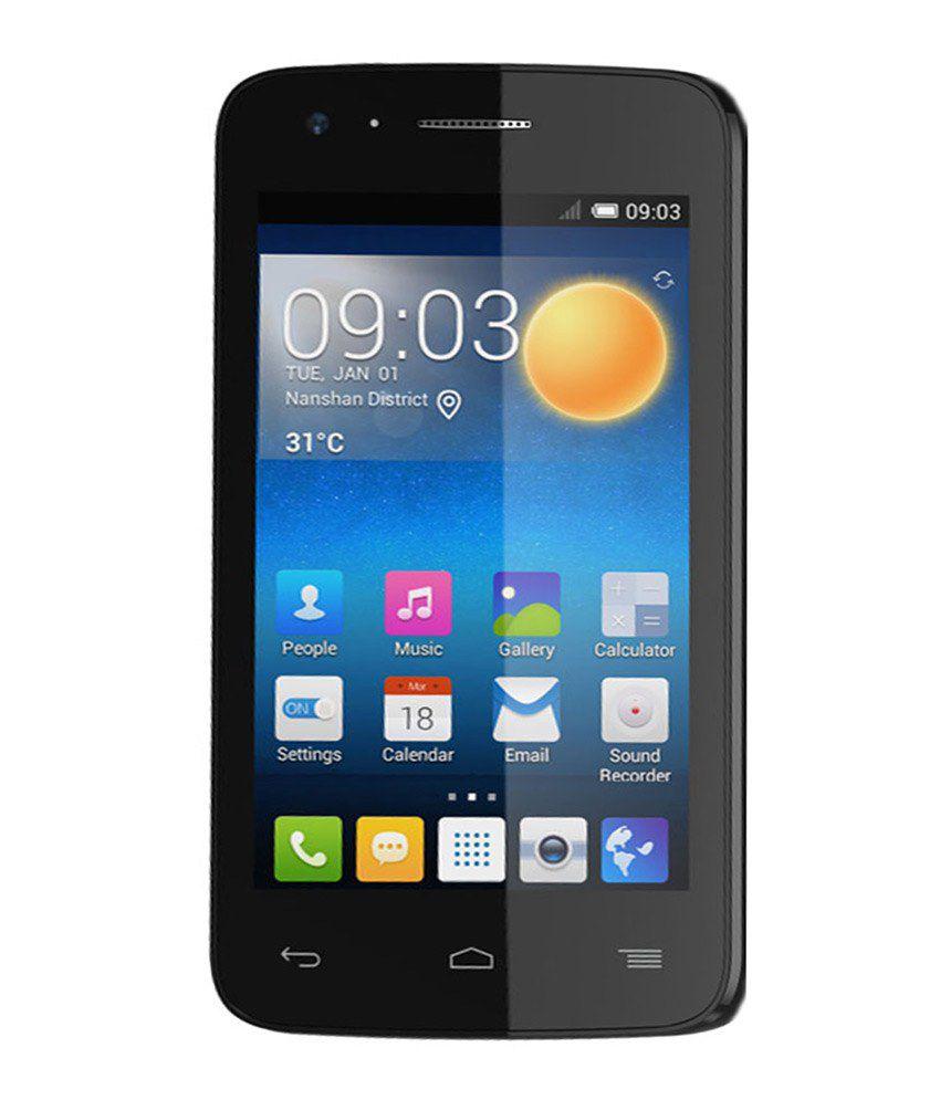 Alcatel 4031D Multi Sim 3G Smart Black