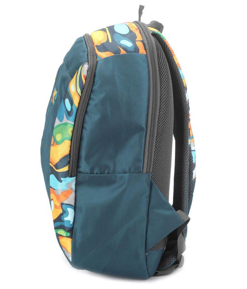 Wildcraft Wiki Helio Green Backpack For Kids Buy Wildcraft Wiki