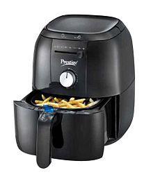 Prestige Air Fryer 2 Litres - Black