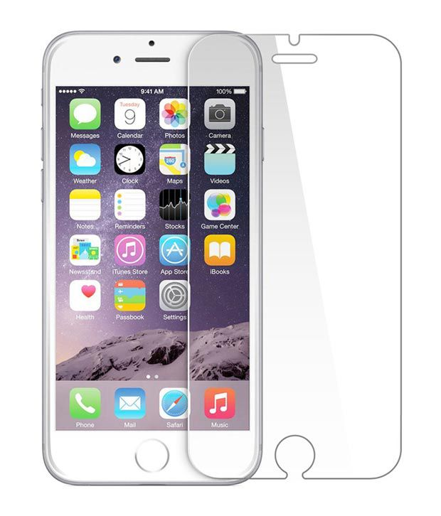 Apple iPhone 6 Tempered Glass Screen Guard by SE