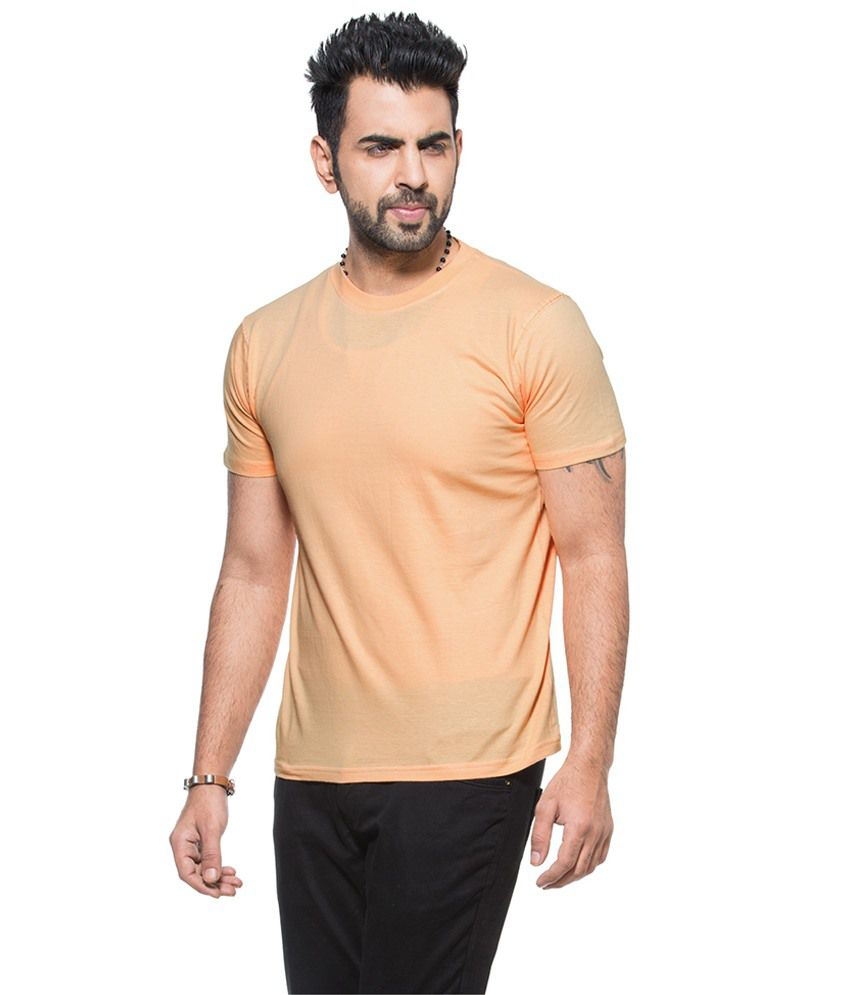 GTN Multi Cotton Round Neck Half Sleeve Basics T-Shirt