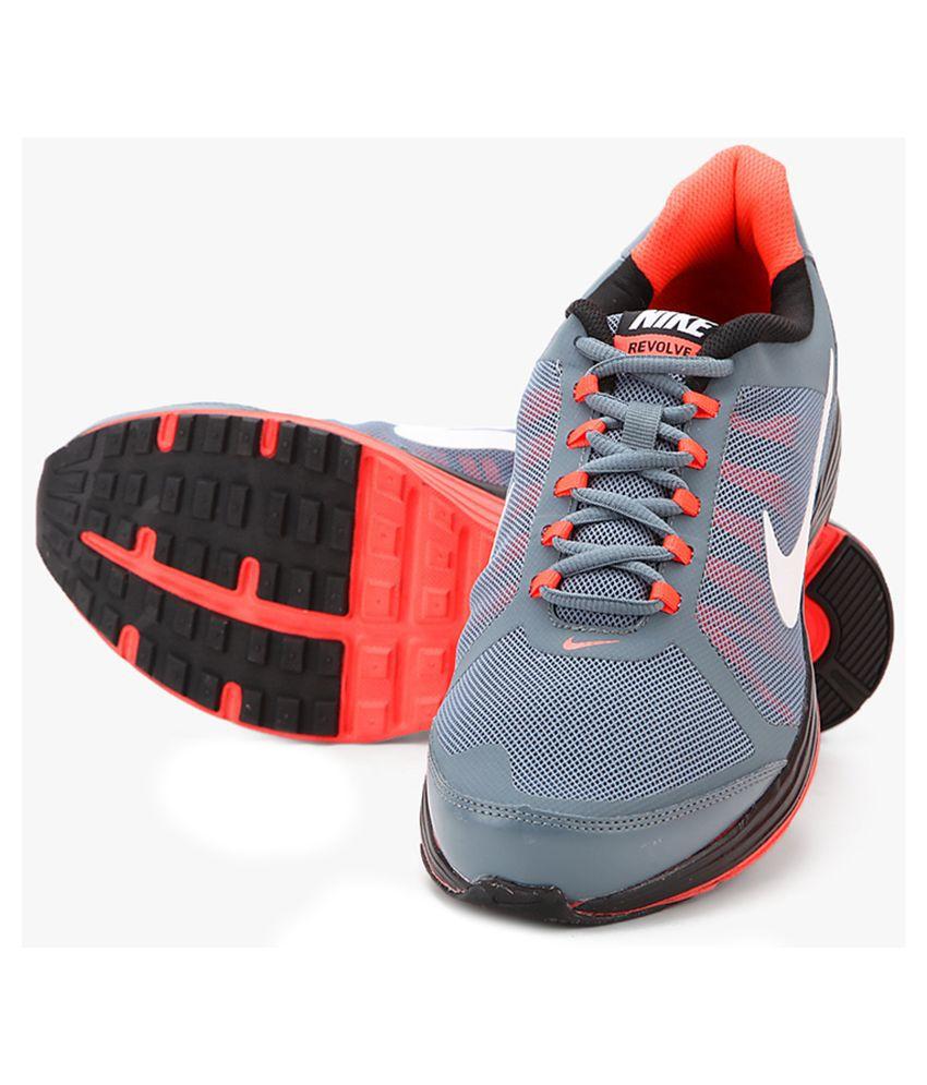 cf1efd0f09dad Nike Revolve 2 Grey Sports Shoes Nike Revolve 2 Grey Sports Shoes ...