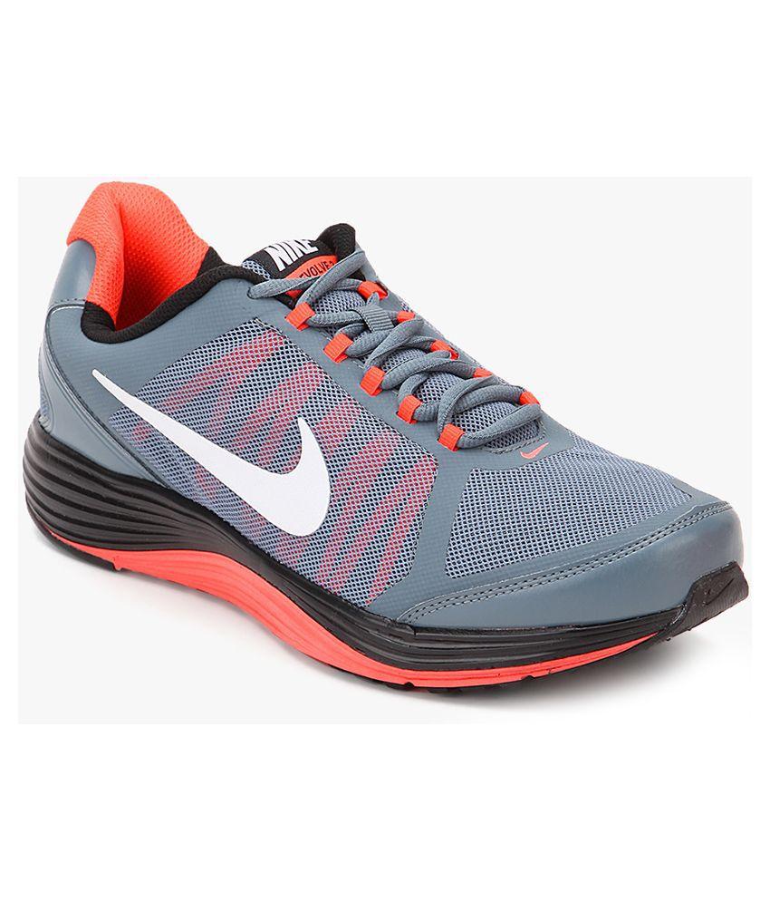 Nike Revolve 2 Grey Sports Shoes ...