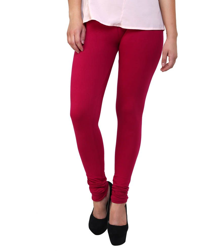 FnMe Multi Color Cotton Leggings