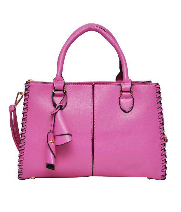 Hawai Pink Shoulder Bag