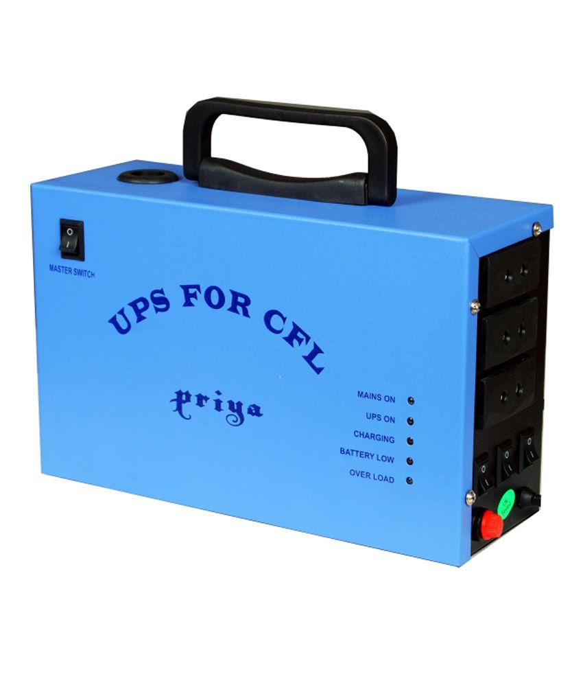 Priya CFL 45 W UPS