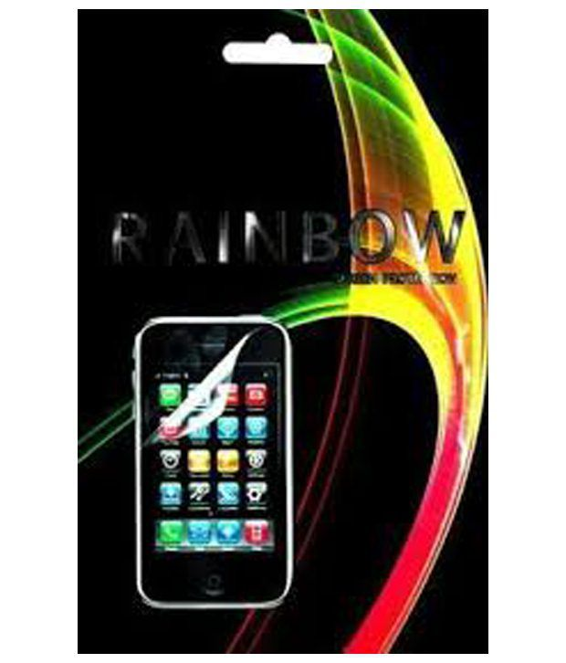 Rainbow Screen Guard For Nokia 515