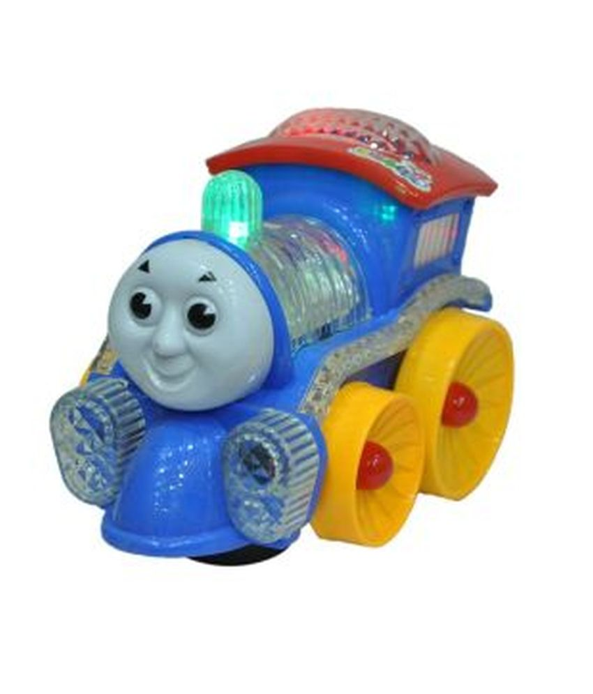 Soni Thomas Engine For Kids