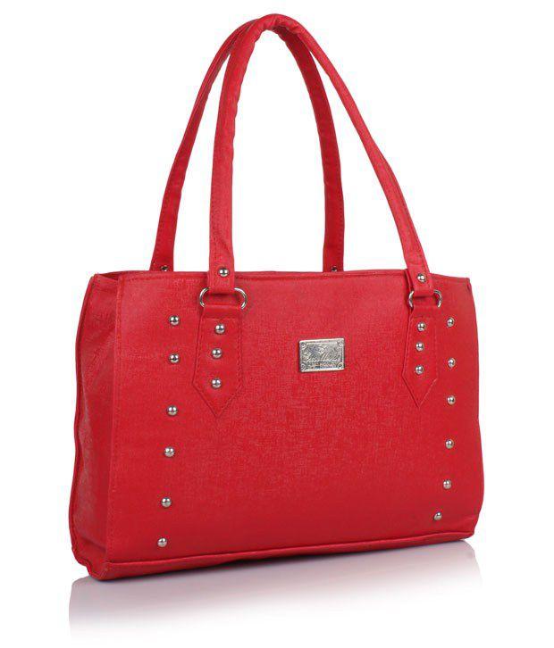 Jewel Fuel Shoulder Bag Red 90725001