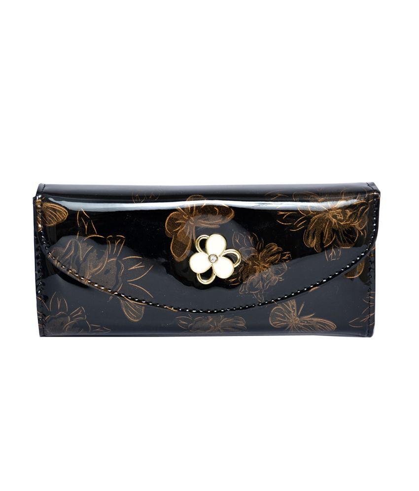 Rehan's Multicolour Designer Women Long Wallet