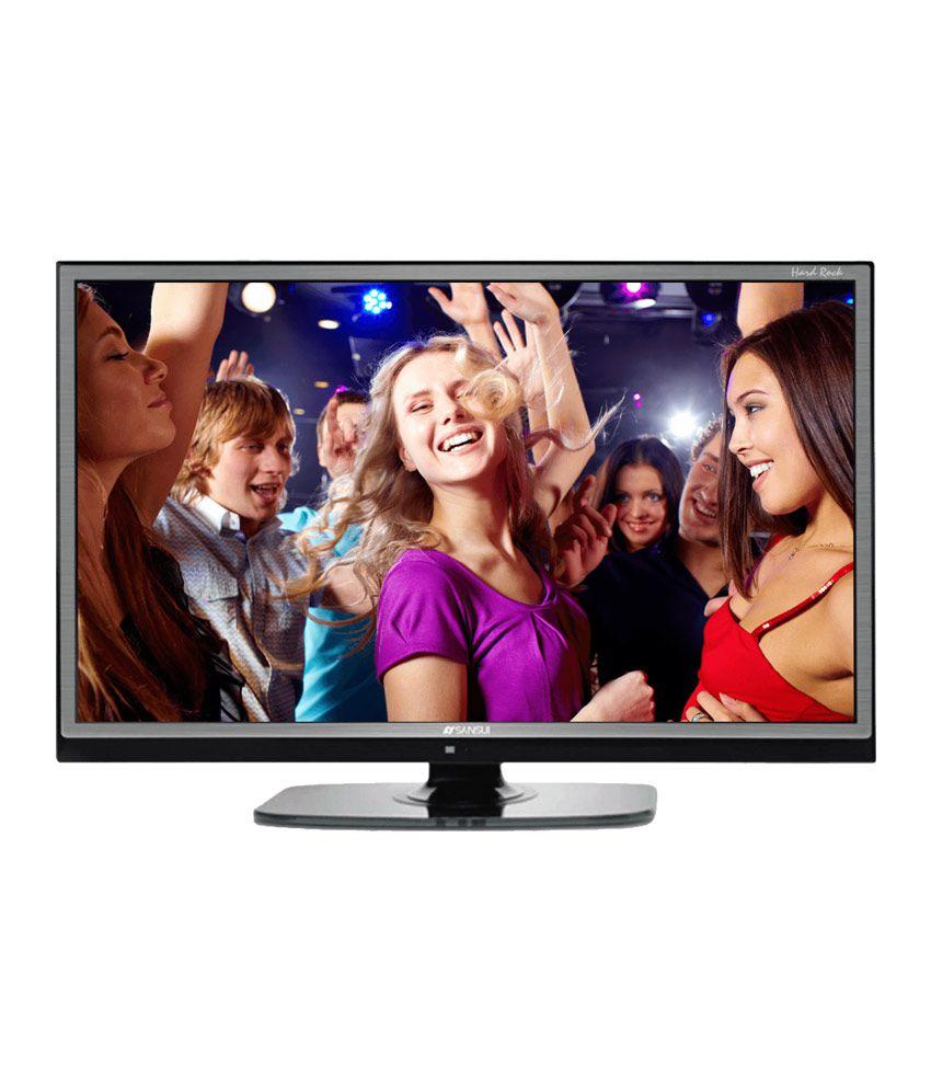 Sansui SJX22FB-02CAF 55 Cm (22) HD LED Television