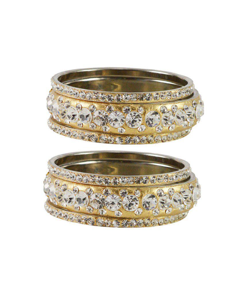 Vidhya Kangan Brass Bangle