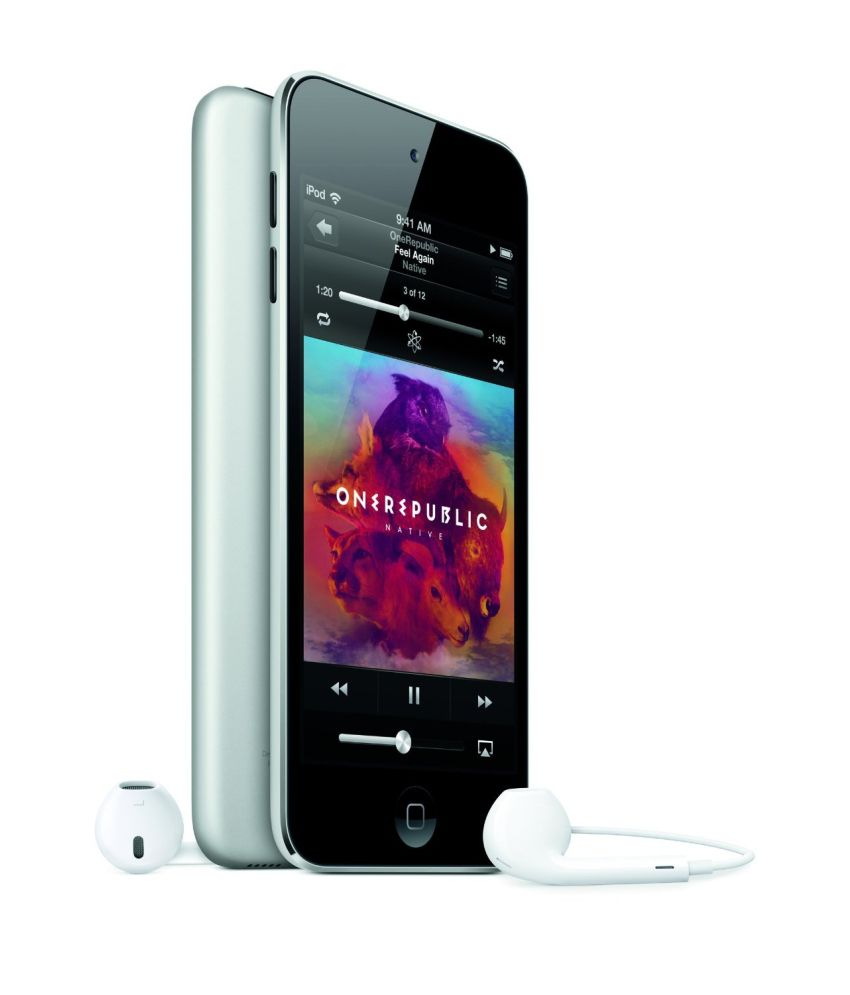 Buy Apple iPod Touch 16 GB (5th Generation) - Black/Silver ...