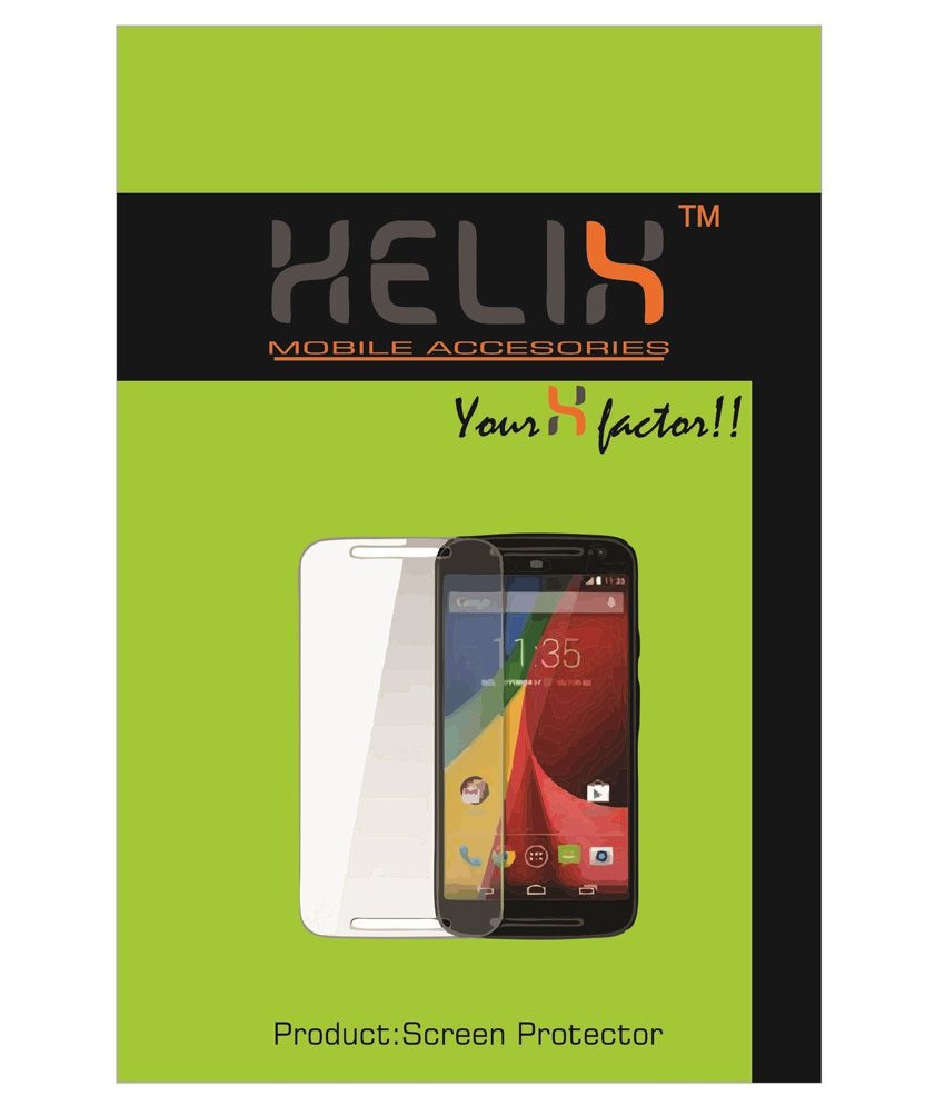 Sony Xperia T3 AntiGlare Screen Guard by Helix