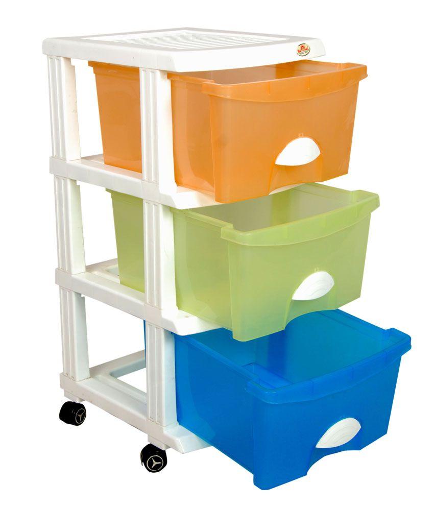 Plastic Storage Cabinets Online India Best