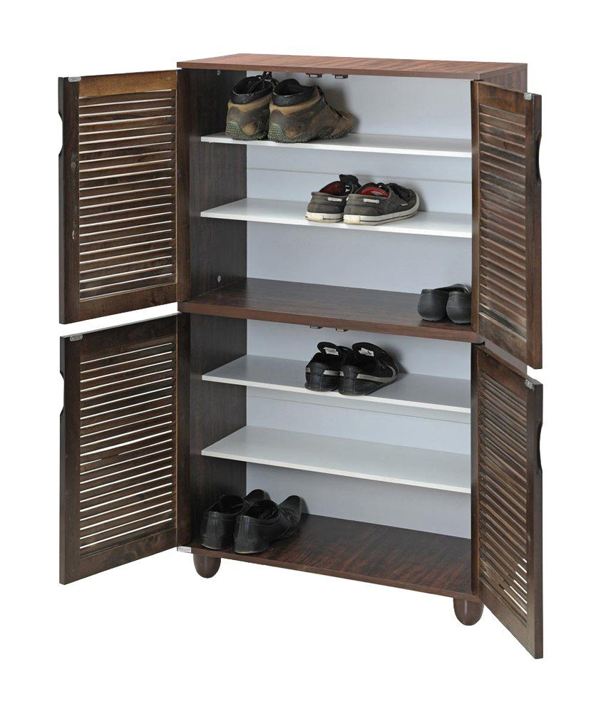 Royaloak Libra Shoe Rack Four Doors With