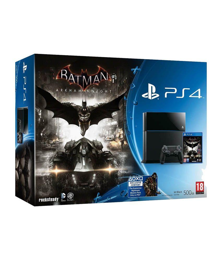 Sony PlayStation 4 Batman Arkham Knight Bundle