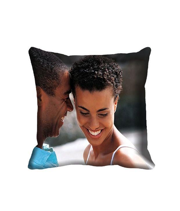 Mesleep Couple Digital Printed Cushion Cover -Set of 4