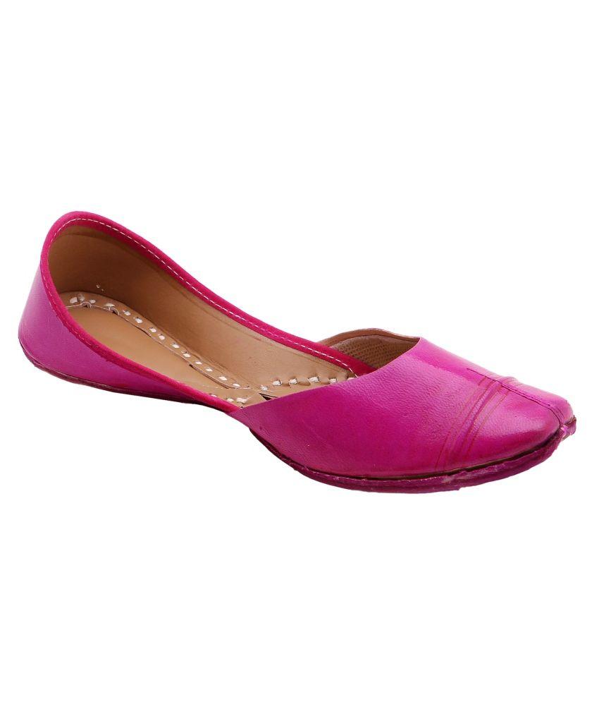 Royal Collection Pink Jutis
