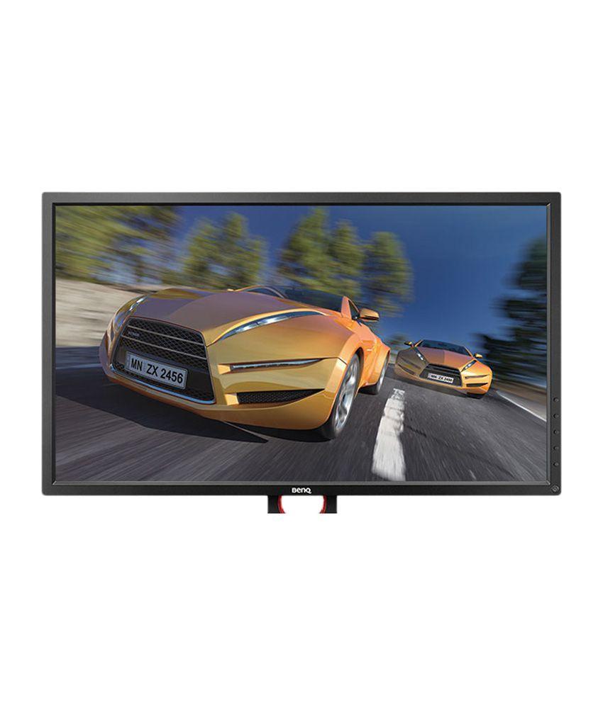 BenQ XL Series XL2730Z Gaming Monitor (Black & Red)