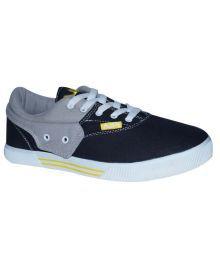Fila Black Trendy Sport Shoes