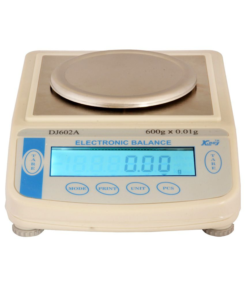 K Roy DJ602a Jewellery weighing scale: Buy K Roy DJ602a Jewellery ...