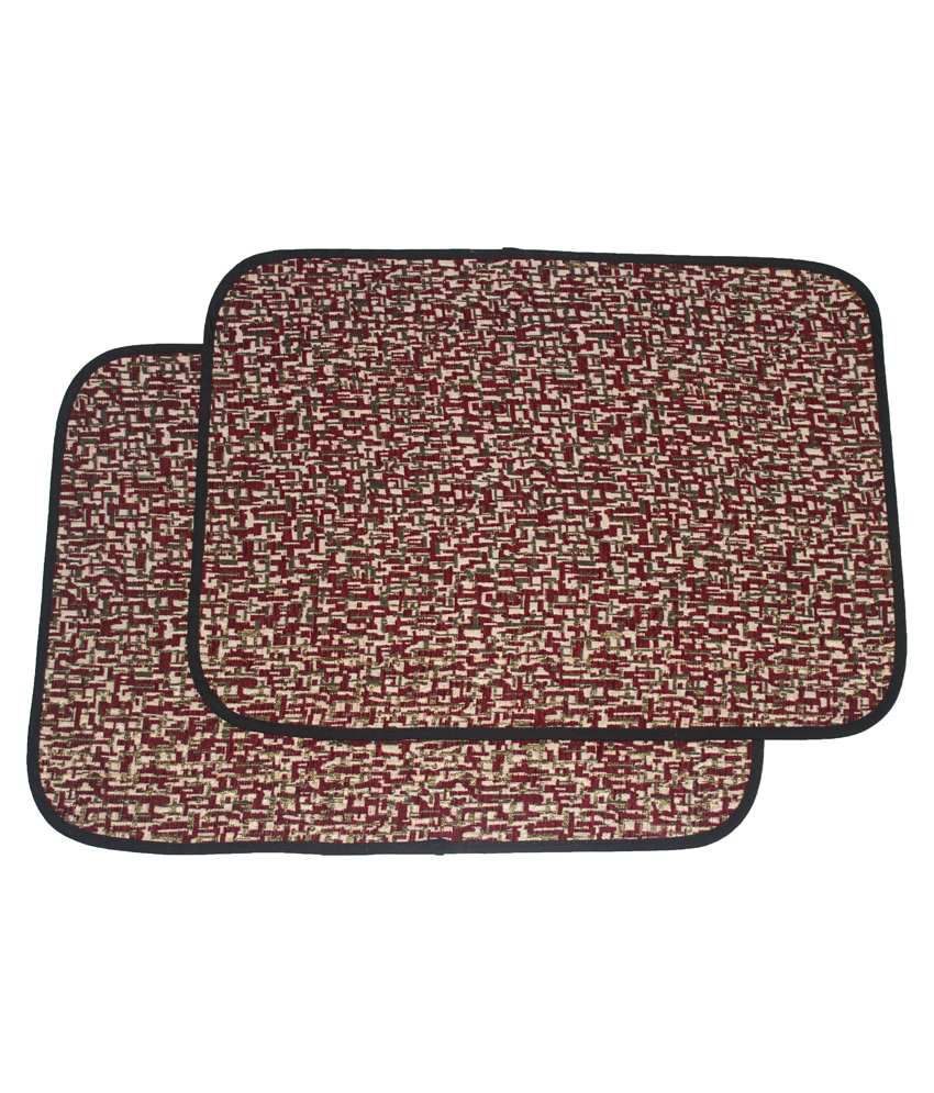 Home Gallery Contemporary Floormat (Buy One Get One)