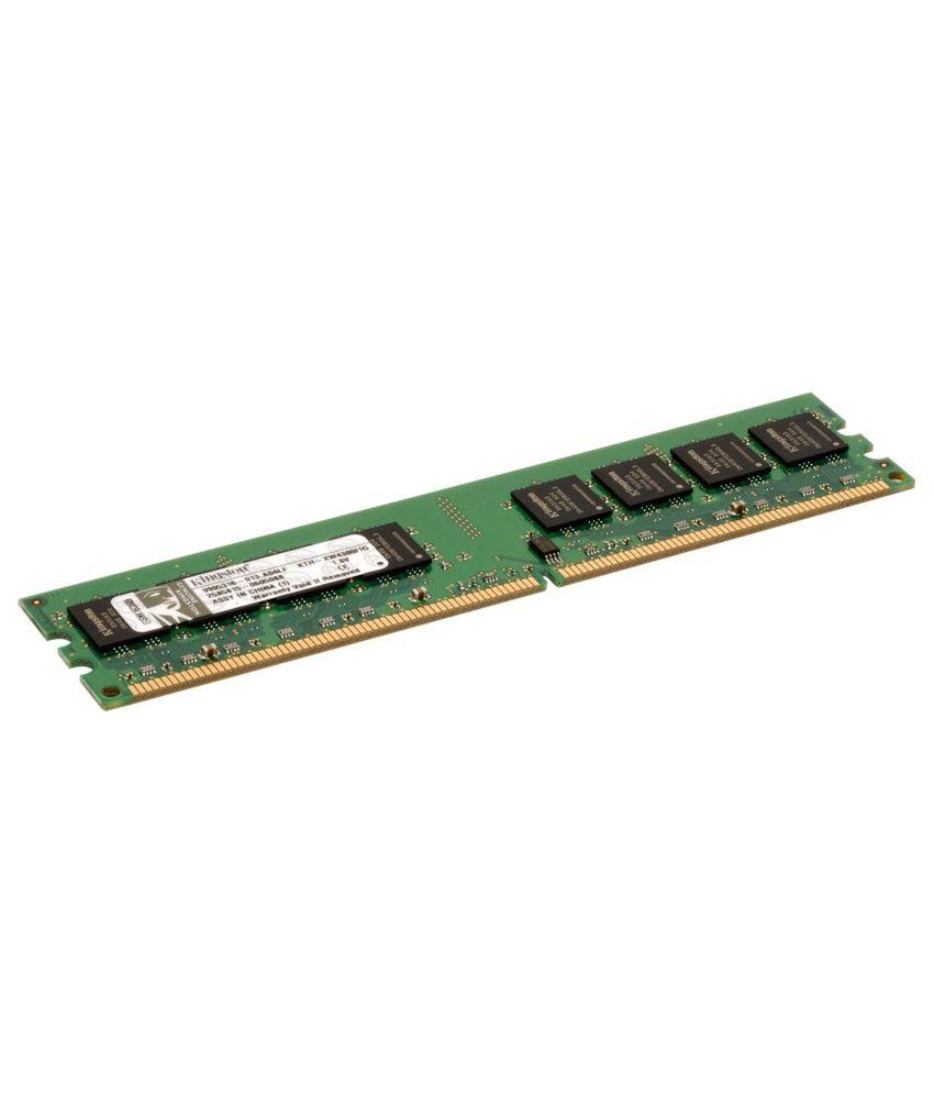 Kingston DDR2 2 GB PC Ram Kvr800