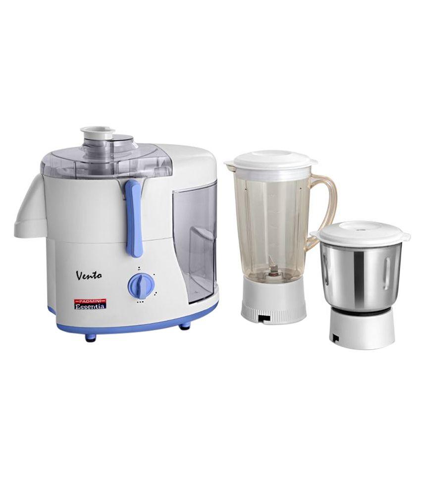 Padmini-Vento-450W-Juicer-Mixer-Grinder