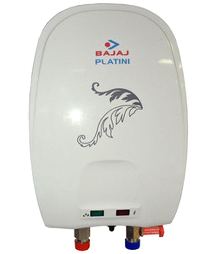 Bajaj Water Heater - Platini Instant PX IL 3000W Image