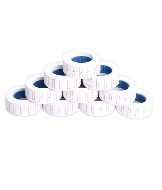 Cpex Price Labels Paper Tag Mark Sticker For Mx-5500- 10 Rolls