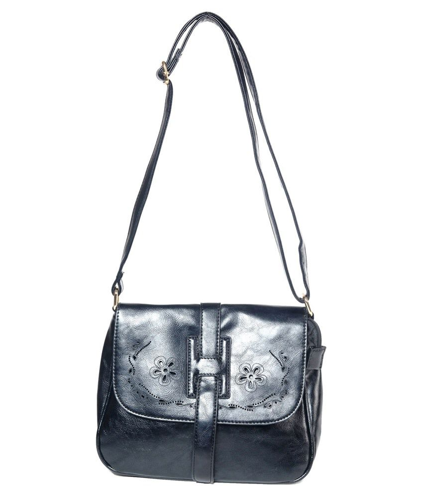 Hotberries Sling Bag-Black