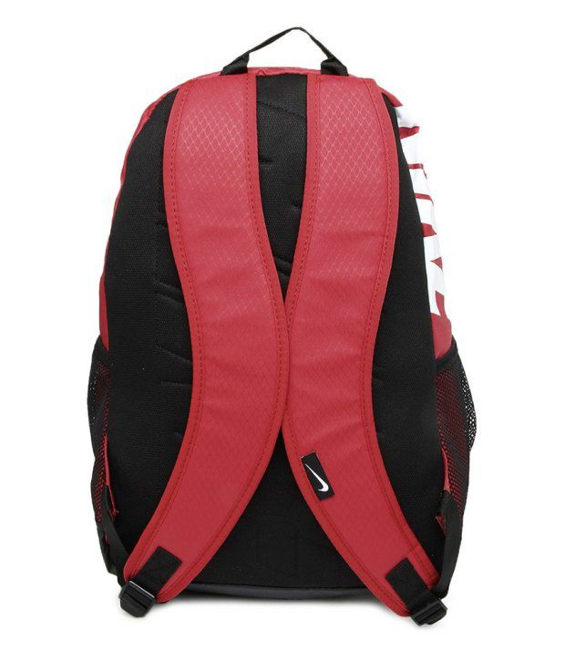 0fe949a29e64 Nike Polyester Red Backpack For Men - Buy Nike Polyester Red ...