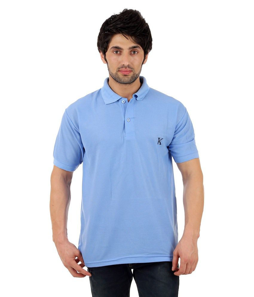 zegi alluring blue polo t shirt for men buy zegi alluring blue polo t shirt for men online at. Black Bedroom Furniture Sets. Home Design Ideas