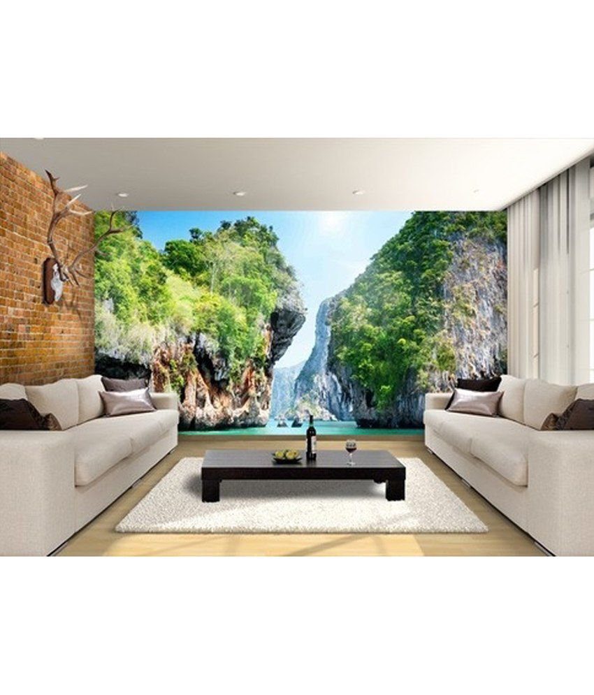 Arihant Design Nature Wall Wallpaper: Buy Arihant Design