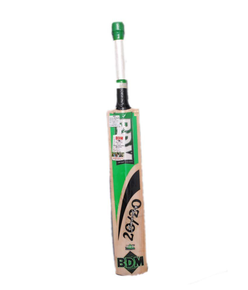 Bdm Popular Willow Cricket Bat