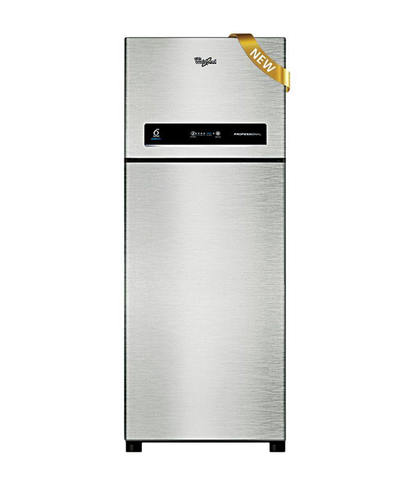 Whirlpool Pro 355 Elt 3S Refrigerator - Alpha Steel