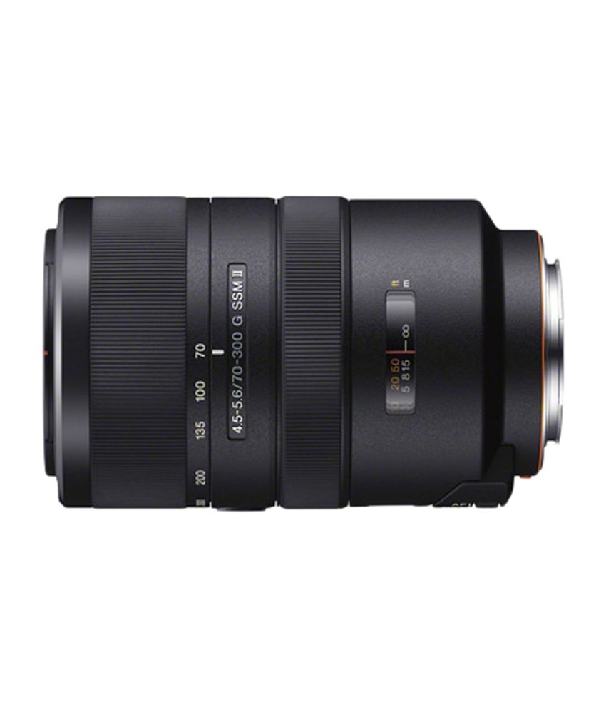 Sony 70-300 mm F4.5-5.6 G SSM II Zoom Lens