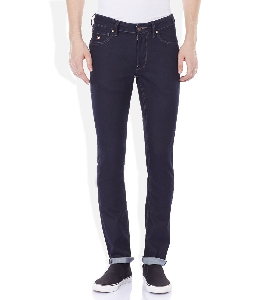 U.S. Polo Assn. Navy Skinny Fit Jeans