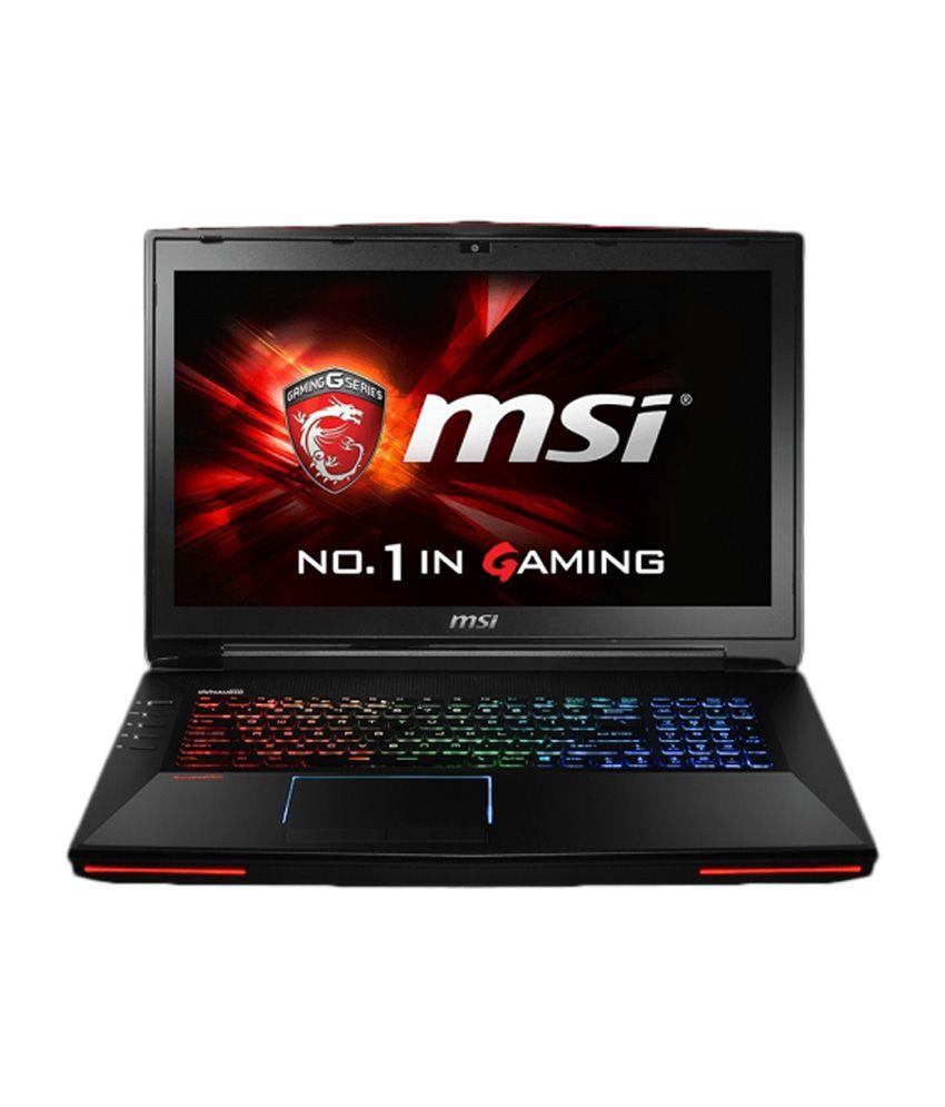 MSI GT72 2QD Dominator G (GTX 970M 3GB GDDR5) Laptop with Multi color Backlight