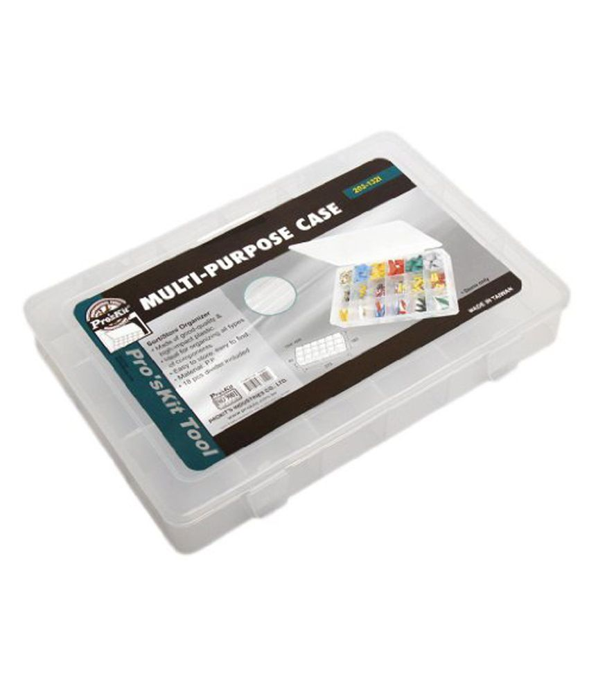 Lower Level Multi Purpose: Proskit 203-132I, Multi-Purpose Case (O.D.:275x183x42mm