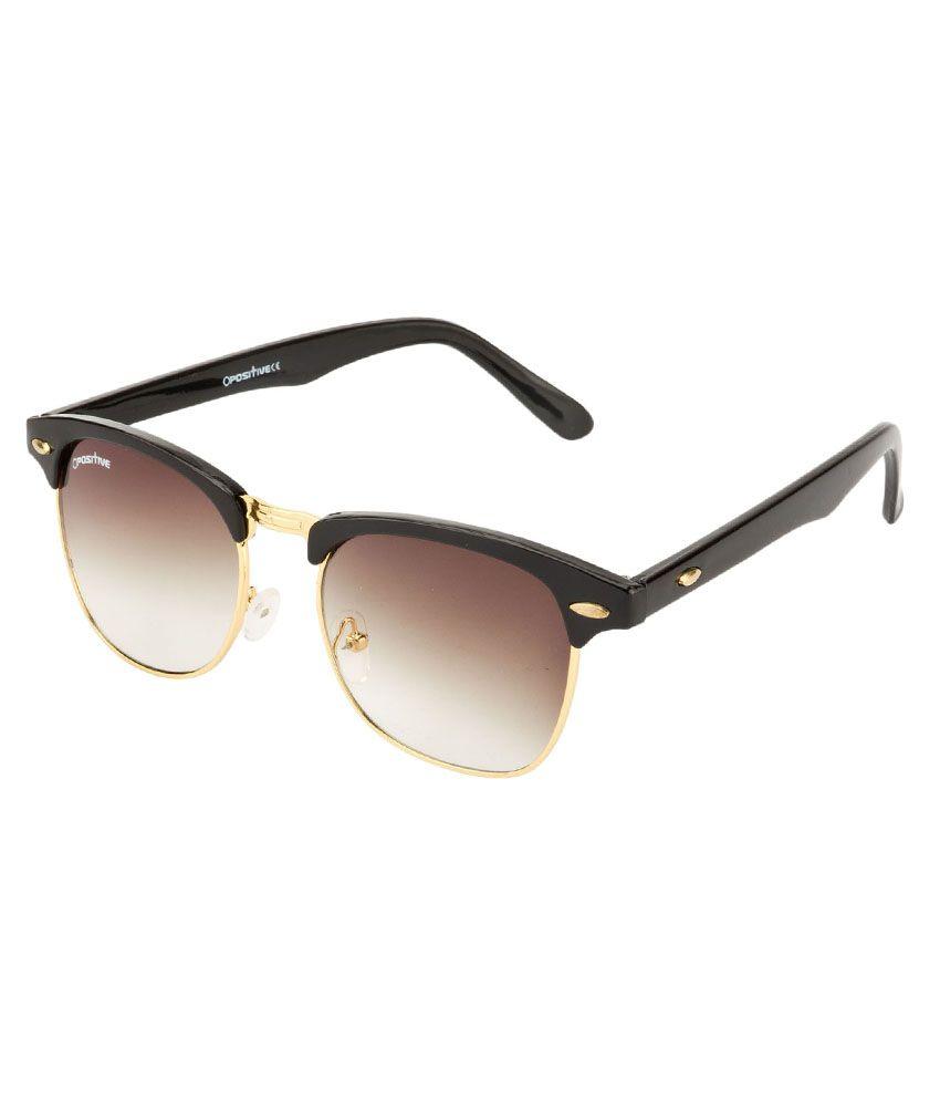2593341b5c O Positive brown casual club master sunglass for men   women - Buy O  Positive brown casual club master sunglass for men   women Online at Low  Price - ...