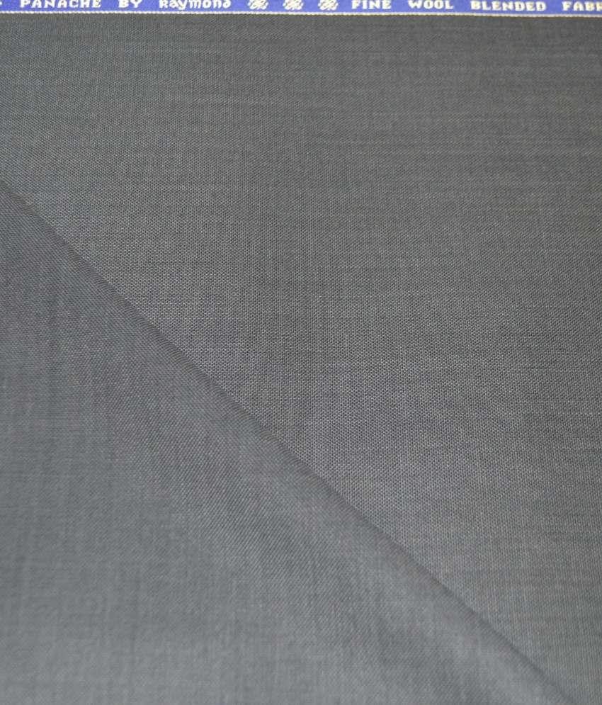 Raymond Gray Woollen 1.30 meter Unstitched Pant Piece