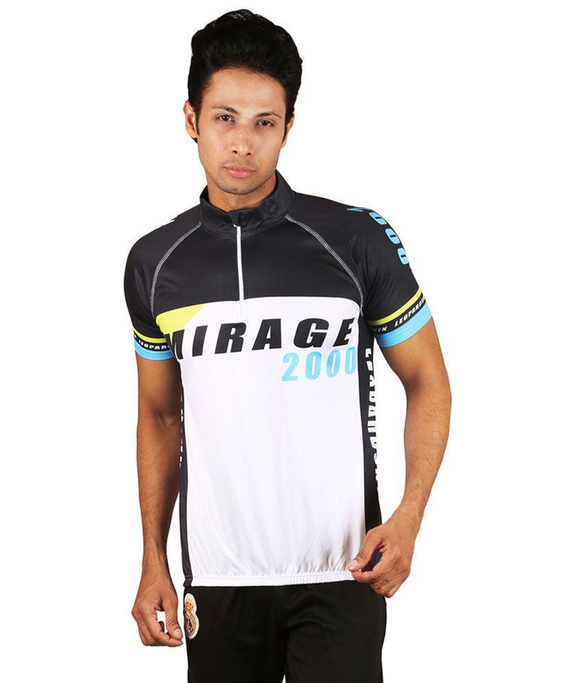 Leopardskyn - Mirage Cycling Jersey