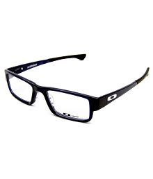 Oakley Blue Non Metal Half Rim Square Frame Eyeglass for sale  Delivered anywhere in India