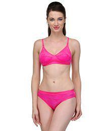 Urbaano Pink Bra & Panty Sets