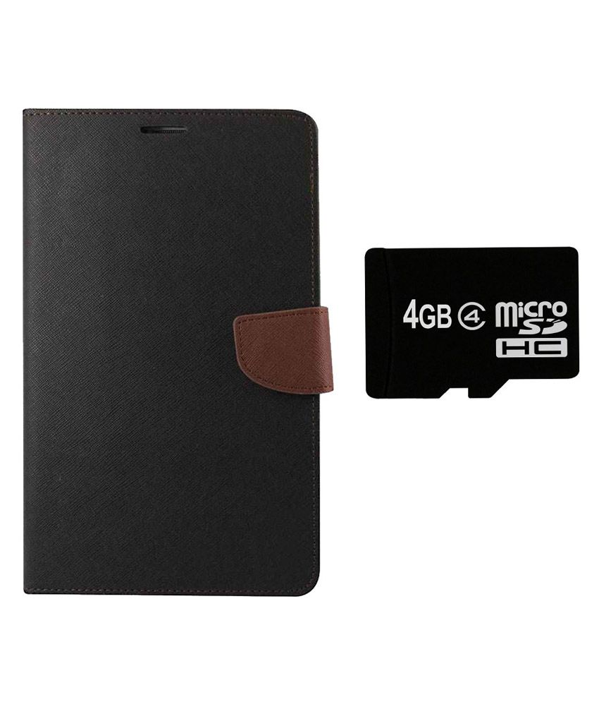 Kimmy Flip Cover for Samsung Galaxy Note 2 - Black
