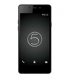 Micromax Canvas Sliver 5 (16GB, Black)