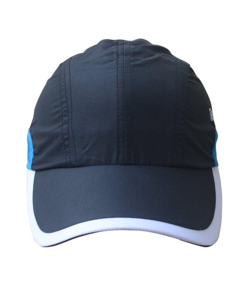 fbd0ba14 Reebok Black Polyester Golf Cap - Buy Online @ Rs. | Snapdeal