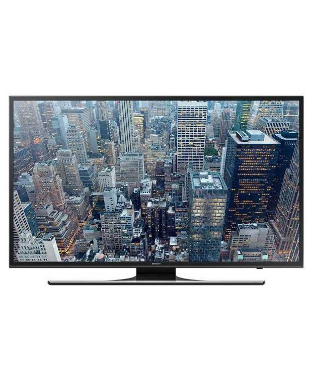 Samsung 55JU6470 139.7cm (55) Ultra HD LED Television